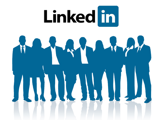 Socially yours – We are now on LinkedIn